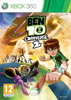 Copertina del gioco Ben 10: Omniverse 2 per Xbox 360