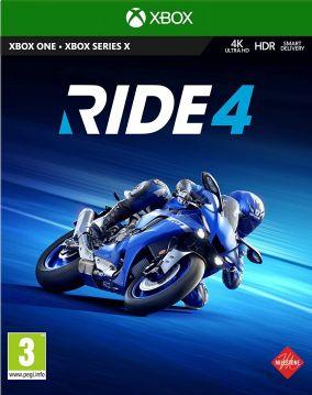 Copertina del gioco Ride 4 per Xbox Series X