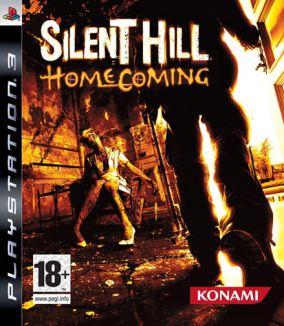 Immagine della copertina del gioco Silent Hill: Homecoming per PlayStation 3