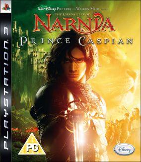Copertina del gioco Le Cronache di Narnia: Il Principe Caspian per PlayStation 3