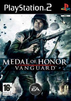 Immagine della copertina del gioco Medal of Honor: Vanguard per PlayStation 2