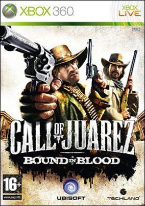 Immagine della copertina del gioco Call of Juarez: Bound in Blood per Xbox 360