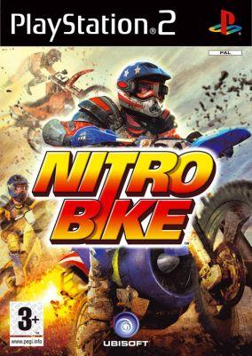 Copertina del gioco Nitrobike per PlayStation 2