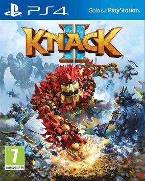 Immagine della copertina del gioco Knack 2 per Playstation 4