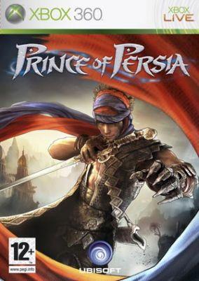 Copertina del gioco Prince of Persia per Xbox 360