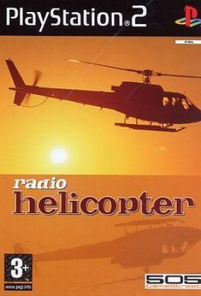 Copertina del gioco Radio Helicopter per PlayStation 2
