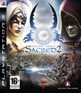 Immagine della copertina del gioco Sacred 2 : Fallen Angel per PlayStation 3