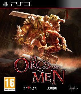 Immagine della copertina del gioco Of Orcs and Men per PlayStation 3