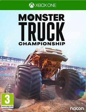 Copertina del gioco Monster Truck Championship per Xbox One