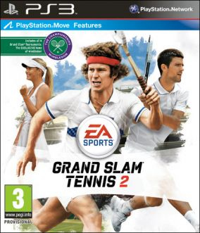 Copertina del gioco Grand Slam Tennis 2 per PlayStation 3