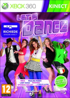 Copertina del gioco Let's Dance With Mel B per Xbox 360