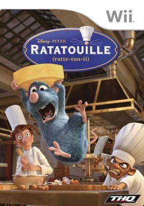 Immagine della copertina del gioco Ratatouille per Nintendo Wii