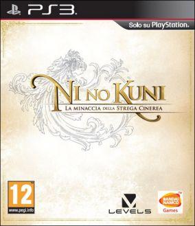 Immagine della copertina del gioco Ni No Kuni: La Minaccia della Strega Cinerea per PlayStation 3