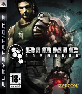 Copertina del gioco Bionic Commando per PlayStation 3
