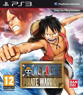Copertina del gioco One Piece: Pirate Warriors per PlayStation 3