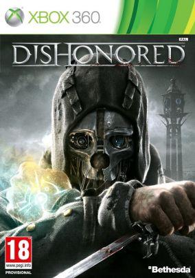 Immagine della copertina del gioco Dishonored per Xbox 360