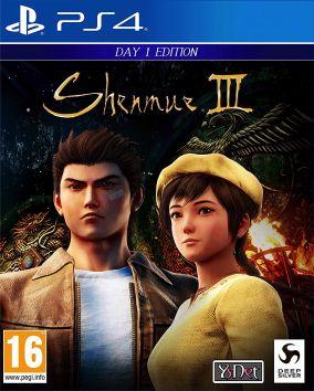 Immagine della copertina del gioco Shenmue III per PlayStation 4