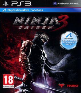 Copertina del gioco Ninja Gaiden 3 per PlayStation 3
