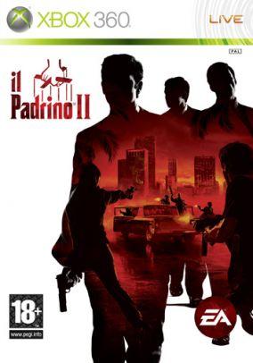 Copertina del gioco Il Padrino 2 per Xbox 360
