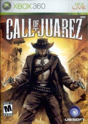 Copertina del gioco Call of Juarez per Xbox 360