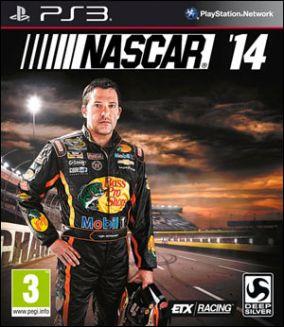Copertina del gioco NASCAR '14 per PlayStation 3