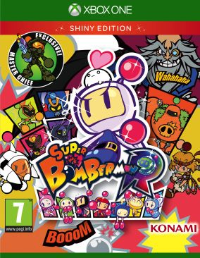 Immagine della copertina del gioco Super Bomberman R per Xbox One