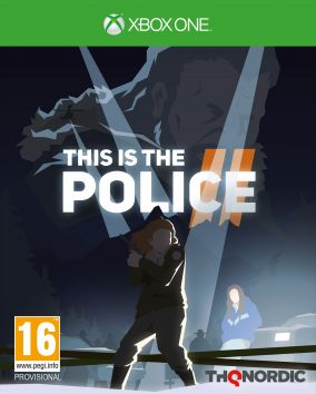 Copertina del gioco This is the Police 2 per Xbox One