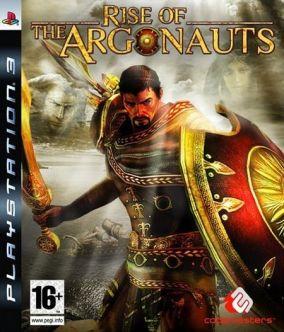 Copertina del gioco Rise of the Argonauts per PlayStation 3