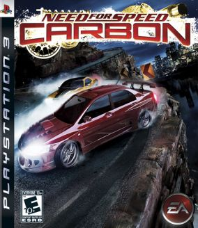 Copertina del gioco Need for Speed Carbon per PlayStation 3