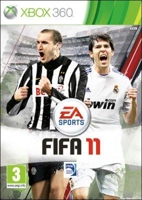 Copertina del gioco FIFA 11 per Xbox 360