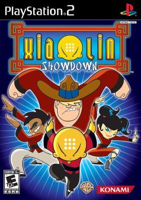 Immagine della copertina del gioco Xiaolin Showdown per PlayStation 2