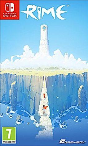 Immagine della copertina del gioco RiME per Nintendo Switch