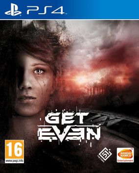 Immagine della copertina del gioco Get Even per Playstation 4