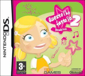 Immagine della copertina del gioco Questo L'ho Fatto Io 2 - Bambina per Nintendo DS