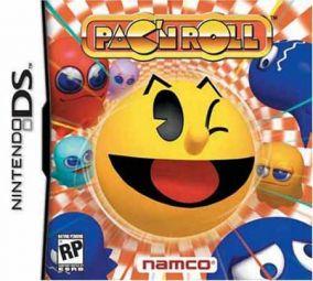 Immagine della copertina del gioco Pac'n Roll per Nintendo DS