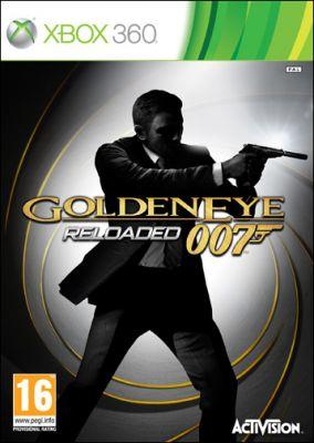 Copertina del gioco GoldenEye 007: Reloaded per Xbox 360