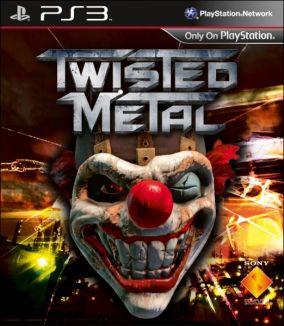 Copertina del gioco Twisted Metal per PlayStation 3