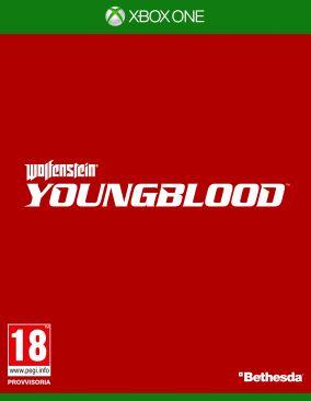 Copertina del gioco Wolfenstein: Youngblood per Xbox One