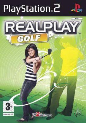 Copertina del gioco RealPlay Golf per PlayStation 2