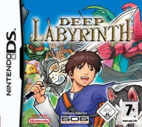 Immagine della copertina del gioco Deep Labyrinth per Nintendo DS