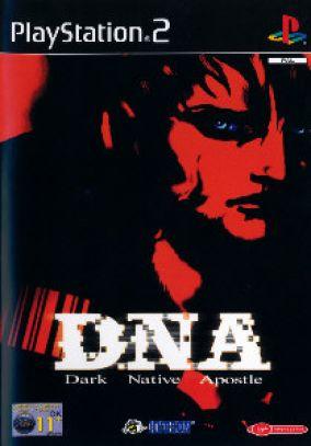 Copertina del gioco D.N.A. per PlayStation 2