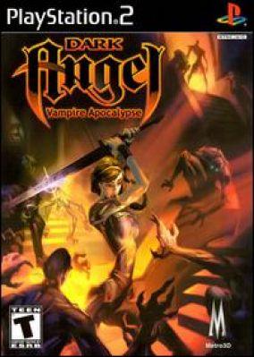 Immagine della copertina del gioco Dark Angel: Vampire Apocalypse per PlayStation 2