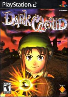 Copertina del gioco Dark cloud per PlayStation 2