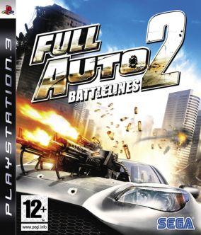 Copertina del gioco Full Auto 2:  Battlelines per PlayStation 3