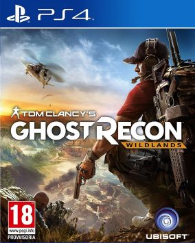 Immagine della copertina del gioco Tom Clancy's Ghost Recon Wildlands per PlayStation 4