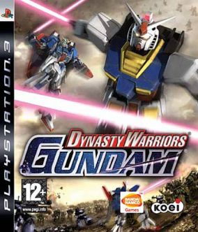 Copertina del gioco Dynasty Warriors: Gundam per PlayStation 3