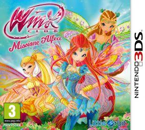 Immagine della copertina del gioco Winx Club: Missione Alfea per Nintendo 3DS