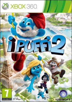 Copertina del gioco I Puffi 2 per Xbox 360
