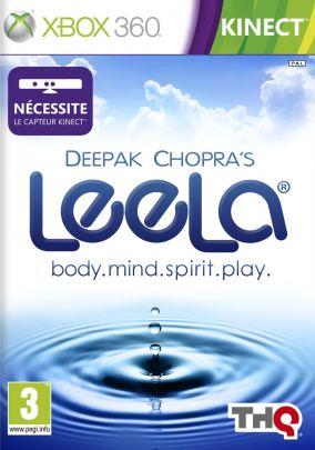 Copertina del gioco Deepak Chopra's Leela per Xbox 360