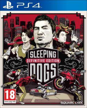 Immagine della copertina del gioco Sleeping Dogs: Definitive Edition per PlayStation 4
